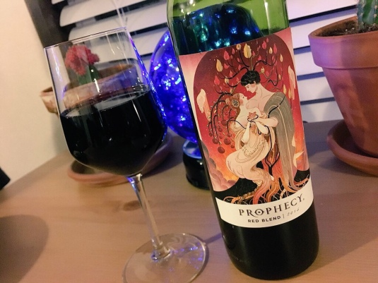 2015 Prophecy Red Blend