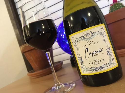 Cupcake Vineyards Pinot Noir