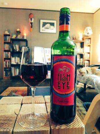 Fisheye Pinot Noir