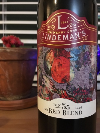 Bin 55 Rich Red Blend