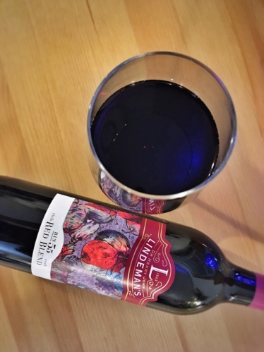 2016 Bin 55 rich Red Blend Lindeman's