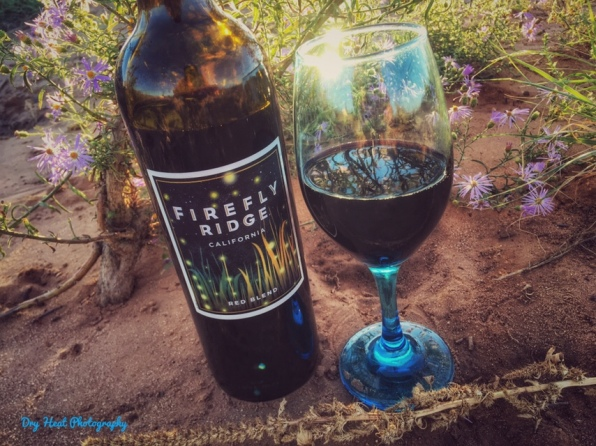 Firefly Ridge California Red Blend, Dry Heat Photography