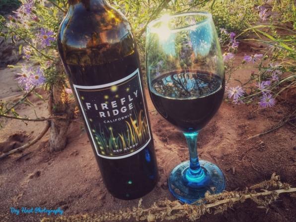 Firefly Ridge California Red Blend, Dry Heat Photography